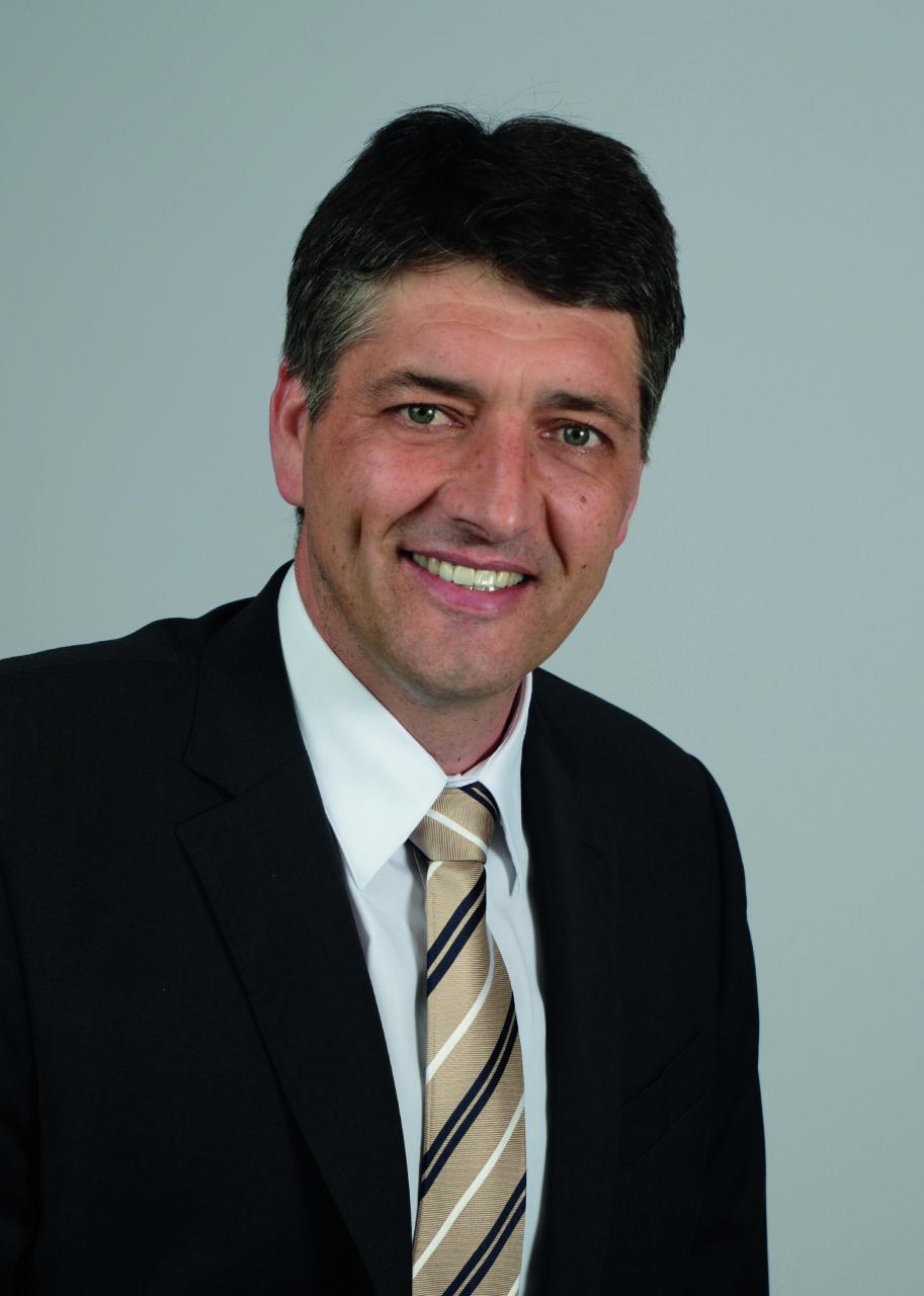 Erster Bürgermeister Edgar Knobloch