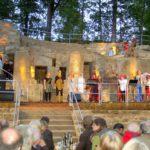Musical auf der Naturbühne