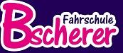 Fahrschule Bscherer Logo farbig
