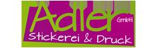 Stickerei Adler Logo