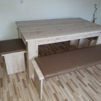 Sitzgruppe Esszimmer-Küche