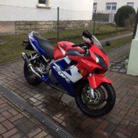 Motorrad Honda CBR 600 PC 35    2500€ VB