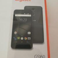Gigaset GS160 Handy Smartphone 5zoll NEU