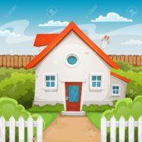 Suche Haus mit Garten