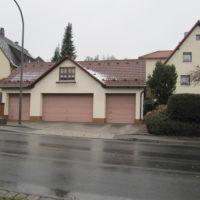 Singlewohnung in Kirchenthumbach 38 m² mit Garage ab Mai