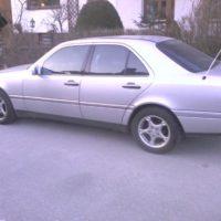 Mercedes C Klasse 220D Bj.1995 Diesel 100% Rostfrei, Tüv neu!