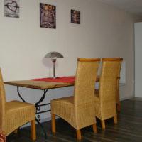 Vollmöblierte und - ausgestattete Wohnung in Neustadt am Kulm