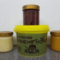 Honig aus eigener Imkerei!! Verschiedene Sorten