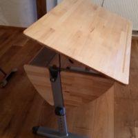 Schreibtisch mitwachsend