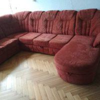 Wohnlandschaft/ Schlafsofa/ Couch