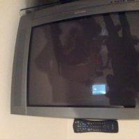 Philips Fernseher, Bildschirm 70cm.   20€