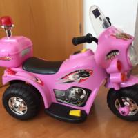 Elektrisches Kinder Motorrad