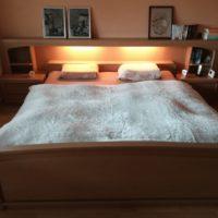 Schlafzimmer, komplett