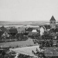 Alte Fotos der verlassenen Orte auf dem Truppenübungsplatz (Pappenberg, Leutzenhof...)