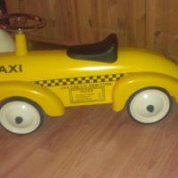 Job als Taxifahrer